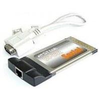 ACCCT006192 PCMCIA vers sortie série RS232 E/6192 ACC+